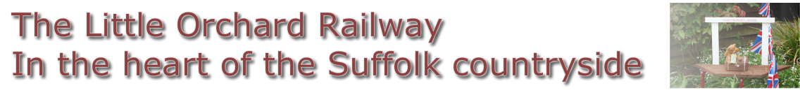 Deep in the middle of the Suffolk countryside there is a'Great Little Railway'